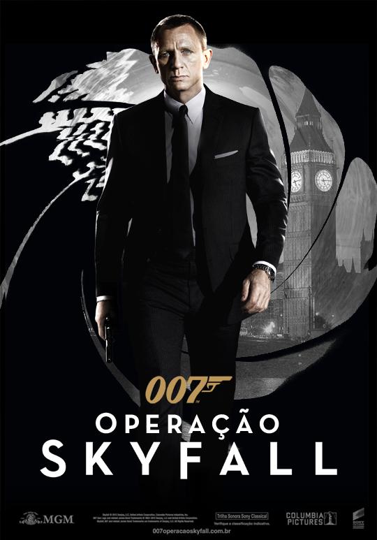 007 Operação Skyfall (Dual Audio) 720p Bluray x264